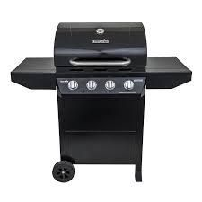Char Broil Advantage Black 4 Burner liquid Propane Gas Gril