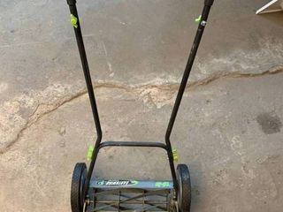 Earthwise push mower