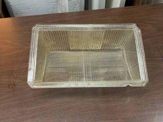 Multi purpose glass container