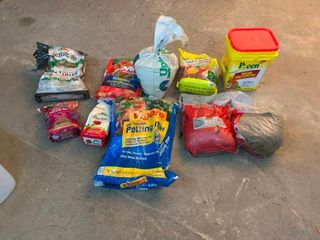 lawn care supplies