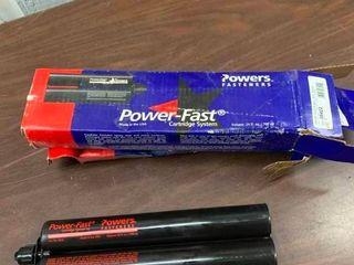 Power Fast epoxy