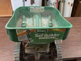 Scotts seed spreader