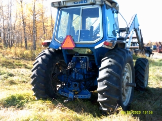 Timed Online Farm Equipment Auction at  Redwater