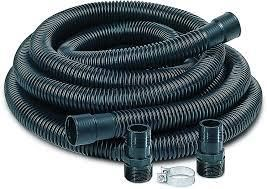 Star Water Systems Universal Sump Pump Hose Kit missing pieces M60e