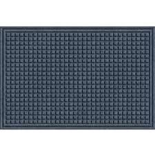 Apache Mills  Inc  Onyx Rectangular Stair Tread Mat  Common  9 in x 35 in  Actual  9 in x 35 in  1 only