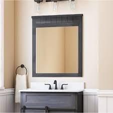 style selections mirror brown
