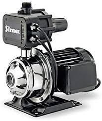 simmer pump 1hp booster utility pump
