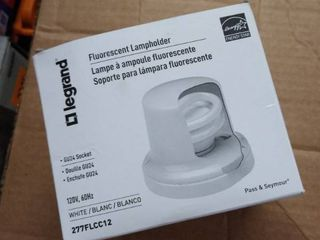 legend fluorescent lampholder