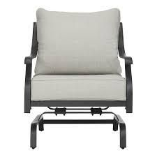 style selections elliot creek patio chairs only set of 2 with cushions