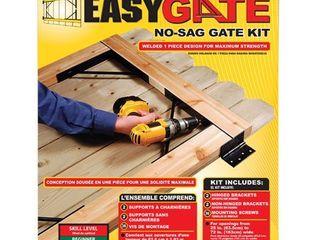 Homax 80099 No Sag EasyGate Bracket Kit
