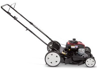 Murray 21  2 in 1 High Wheel Push Mower With Briggs and Stratton Engine
