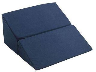Pressure Prevention Retail Foam Product Description  23 x23 x12  Folding Bed Wedge w cover
