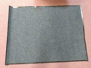 Industrial style floor mat  47 l x 35  W