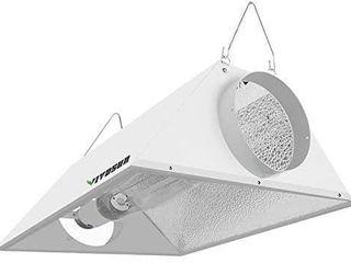 VIVOSUN Hydroponics 6  Air Cooled Grow light