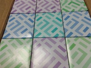 Facial Tissues With lotion  75 Tissues Per Box  18 Cube Boxes