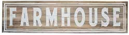 Barnyard Designs large Wooden Farmhouse Sign