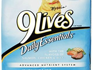9lives Daily Essentials Dry Cat Food  20 Pound Bag