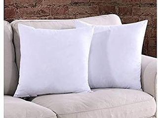 Accent Home 18x18 Pillow Inserts 4 Set