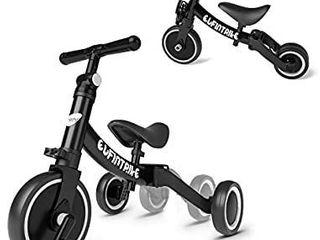 besrey Balance Bike  light Weight Kids Tricycle Toddler Bike