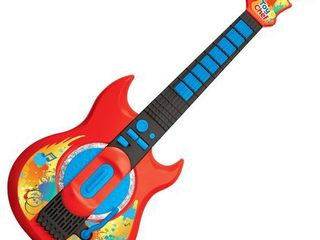 Toy Chef Childrens Toy Electric Guitar Red