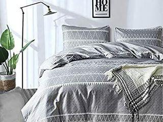 Grey Comforter Set Queen