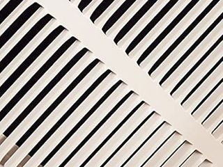 Return Air Filter Grille Filter Included   Removable Face Door   HVAC Vent Duct Cover   White
