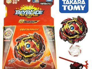 Takara Tomy Beyblade Burst B 145 DX Starter Venom Diabolos  Vn Bl