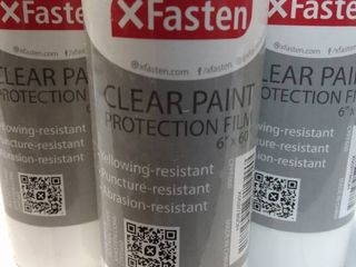 XFasten Clear Paint Protection Film