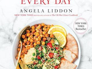 Oh She Glows Every Day  Quick and Simply Satisfying Plant based Recipes  Paperback  by Angela liddon