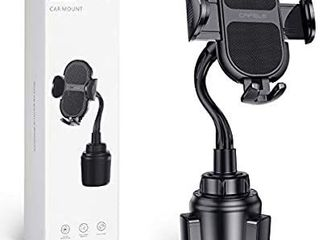 CAFElE Car Cup Holder Phone Mount
