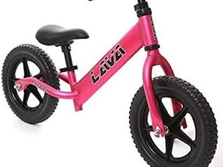 lAVA SPORT Balance Bike   Ultra lightweight Aluminum   for Toddlers and Kids 2  3  4 Year Old