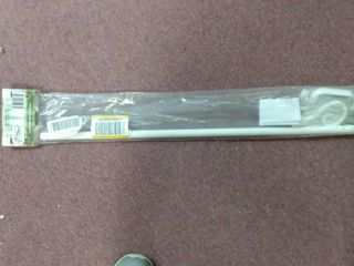 28 120cm   White    Gbhome Gh 6806w Exquisite Allure Curtain Rod  28 120cm