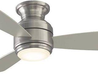 level Ceiling Fan With led light Kit 44 Inch  Studio Collection lp8347blbn