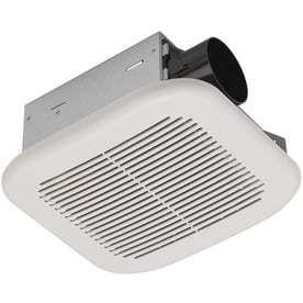 Utilitech 2 Sone 70 CFM White Bathroom Fan ENERGY STAR