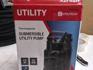 utility utilitec pump