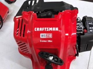 Craftsman WS2 10 2 cycle 25cc weed eater power head only