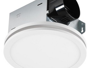 Utilitech Easy Fit Install Ventilation Quiet Fan With led light