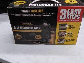 Titebond 27725 811 advantage 2 pouch Urethane Wood Flooring Adhesive  76 Sq Ft