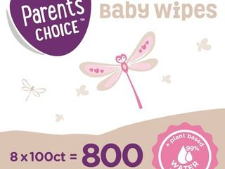 Parent s Choice Shea Butter Baby Wipes