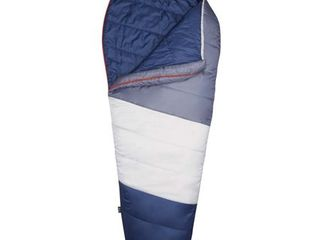Slumberjack Sky Pond 40F Mummy Sleeping Bag  Indigo