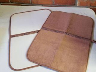 Norwex dish mats set of 2  new