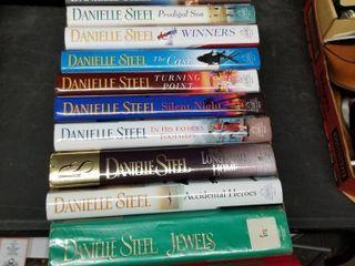 Daniel still hardback books