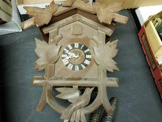 Cuckoo clock 14  tall