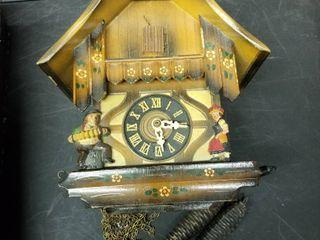 Cuckoo clock 10
