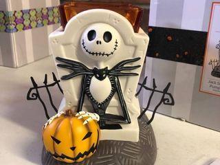 Scentsy Jack skeleton New