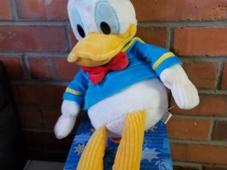 Scentsy Donald Duck scent buddy New