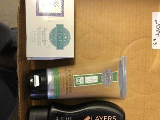 Scentsy laters shower cream  skin conditioner and moisturizing bar New