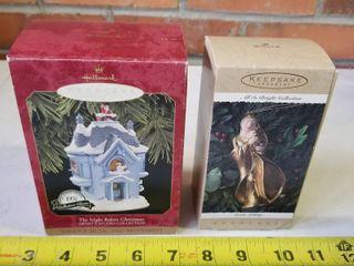 Hallmark Keepsake Ornaments