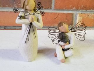 Willow Tree set of 2  Friendship 5