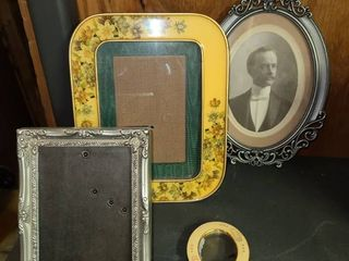 Picture Frames lot of 4